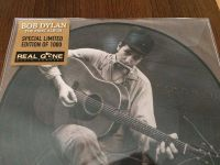 Bob Dylan The first album (Picturedisc) (Vinyl LP)