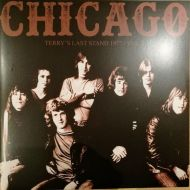 Chicago Terrys last stand NY 1977 vol 1 (Clear) (2xVinyl LP)